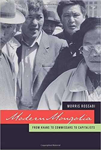 Amazon com: Modern Mongolia: From Khans to Commissars to Capitalists