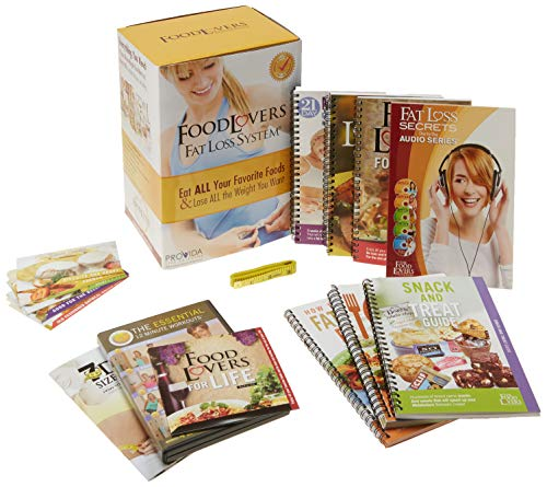 The Food Lovers 21 day Transformation Weight Diet Fat Loss System Kit ()