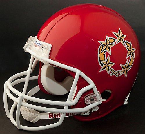 NEW JERSEY GENERALS 1983-1985 USFL Riddell VSR-4 Pro Line FULL SIZE AUTHENTIC Football Helmet