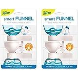 Smart Funnel (2pk - White)