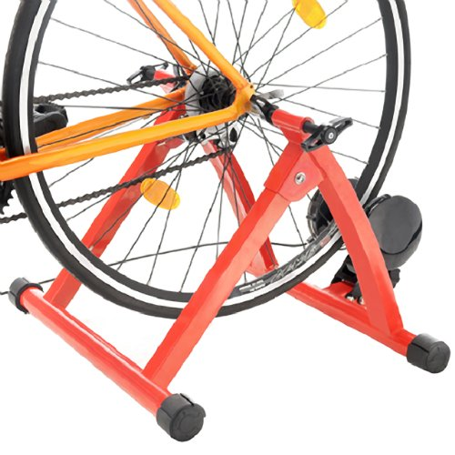 1113 RAD Cycle Products Max Racer 7 Levels of Resistance Portable Bicycle Trainer Work Out Machine 4