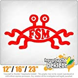 fsm decal - FSM - Available in 3 sizes 15 COLORS - Neon + Chrome! Decal Sticker Bumper Rear Window Vinyl Motorcycle