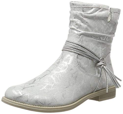 Gris Metall Marco Femme grey Lt Bottes 25306 237 Tozzi nnqZIS