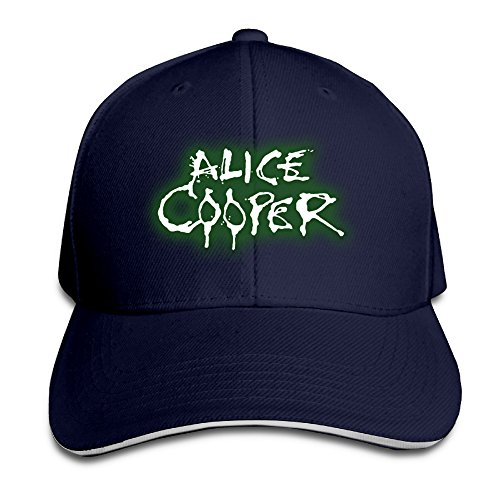 fascinating-alice-cooper-logo-steamhammer-the-spiders-baseball-caps