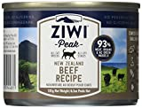 Ziwi Peak Daily Cat Cuisine Beef Cans, 185 g, Pack of 12