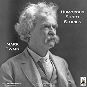 The Humorous Short Stories of Mark Twain Audiobook
