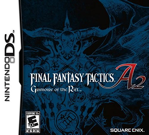 Final Fantasy Tactics A2: Grimoire of the Rift by Square Enix