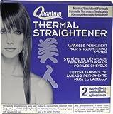 quantum thermal - Quantum Thermal Straightener For Normal/Resistant Hair