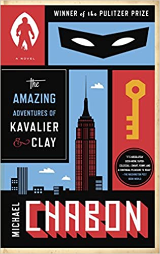 The Amazing Adventures of Kavalier /& Clay with bonus content A Novel