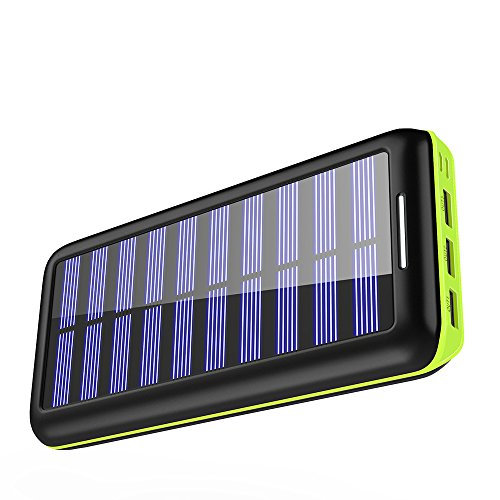 Portable Solar Battery Pack - 6