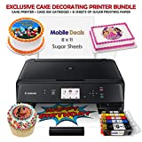 Mobile Deals Tasty Treats and Birthday Cake Topper Image Printer Bundle - Includes - Best Reviews Guide
