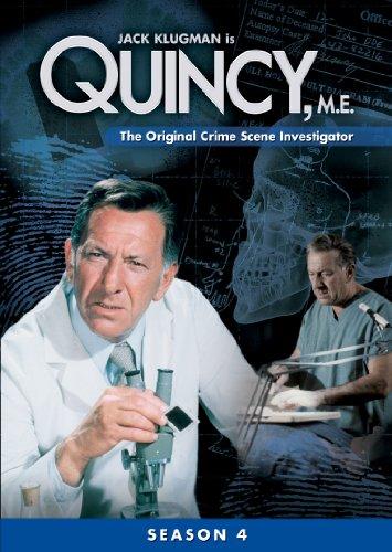 Quincy, M.E.: Season 4 ()