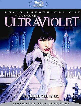 1 Bluray Disc Ultraviolet