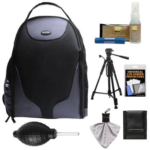 Bower SCB1350 Photo Pack Backpack Digital SLR Camera