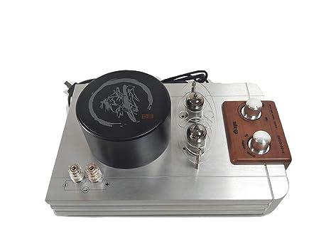 Qinpu - A-6000 MKII - integrado/amplificador de auriculares: Amazon.es: Electrónica