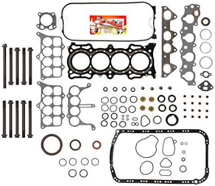94-97 Honda 2.2L F22B Cylinder Head Gasket Set w// Bolts Kit F22B2 F22B6 engine