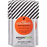 Amazonfresh Decaf Colombia Coffee Medium Features