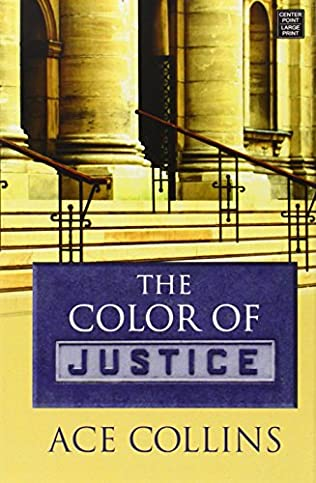 book cover of The Color of Justice