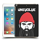 Head Case Designs Unevolve Bearded Bravado Hard Back Case for Apple iPad Pro 2 9.7 (2017)
