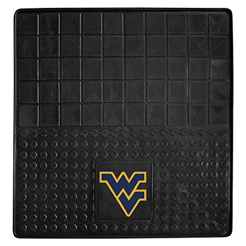 FANMATS NCAA West Virginia University Mountaineers Vinyl Cargo Mat