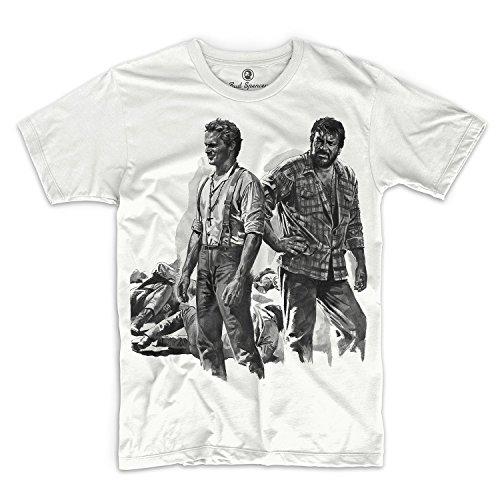 Bud Spencer - Zwei Himmelhunde auf dem Weg zur Hölle - T-Shirt...