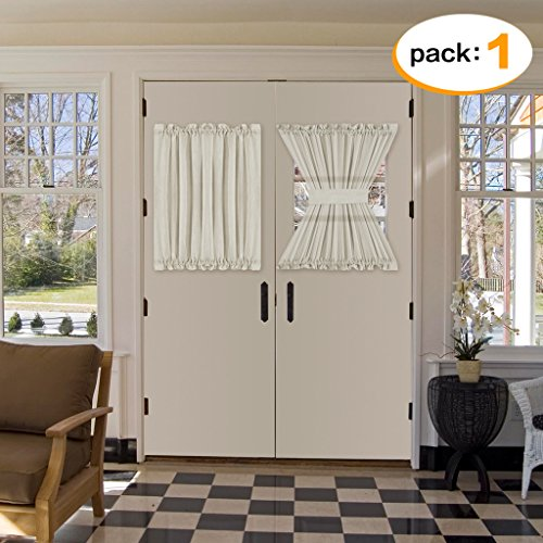 40 inch long door curtain panels - 1