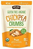 Watusee Organic Chickpea Crumbs, Gluten Free, Better Than Bread Crumbs 7 oz/bag (case of 10 bags)