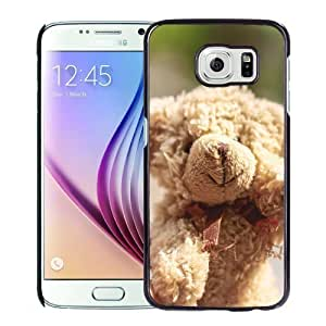 New Personalized Custom Designed For Samsung Galaxy S6 Phone Case For Cute Teddy Doll 640x1136 Phone Case Cover