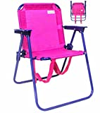 Best Beach Chairs For Kids - VALLF Kids Beach & Camping Folding Chair Review