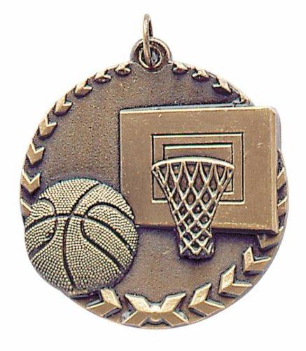 JDS Trofeo paraíso del Milenio Serie - Baloncesto Medalla 1,75 ...