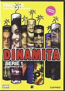 Dinamita. Serie 1 [DVD]: Amazon.es: Tricicle, Vicenta N