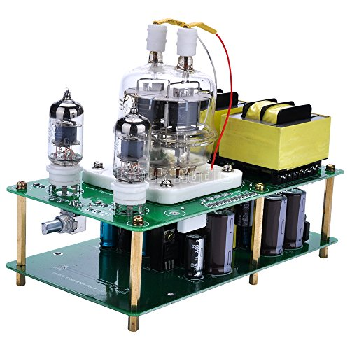 Nobsound FU32 Vacuum Tube Amplifier; Stereo Single-Ended Power Amp; Assembled Board 3W×2 for Audiophile DIYer Nobsound