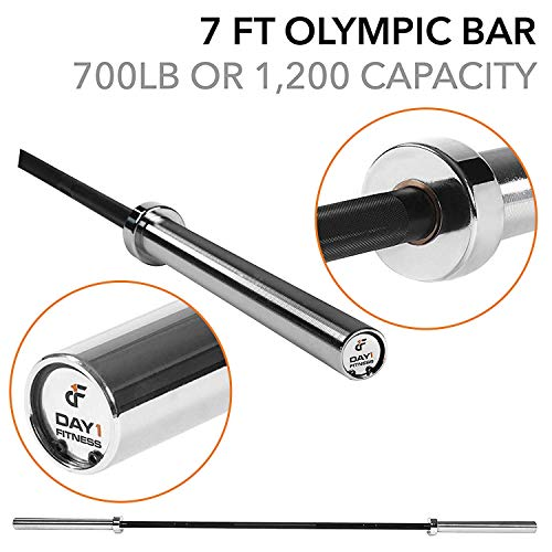 - Olympic Barbell - 2