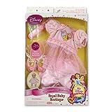 Disney Royal Baby Boutique Be A Princess Ballerina! Disney Nursery Doll Outfit Fashion Pink