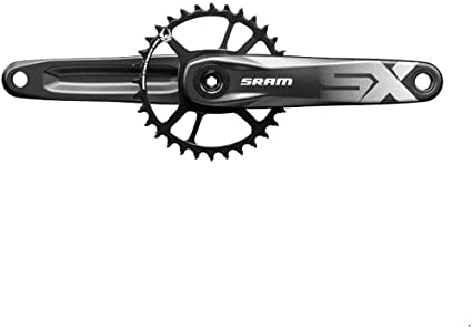 SRAM XX1 Carbon Crankset Eagle GXP 175mm 32t Chainring Boost 12 Speed