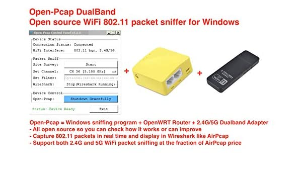 AIRPCAP FREE DRIVER DOWNLOAD