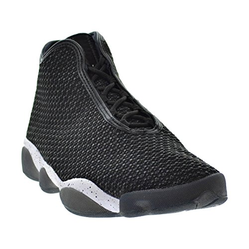 Black Jordan Grey Shoes Dark White 012 Horizon Mens 823581 CqqrTtS