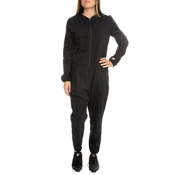 Nike W Nk Intl Jmp Suit Chándal, Mujer, Negro (Black), XL: Amazon ...