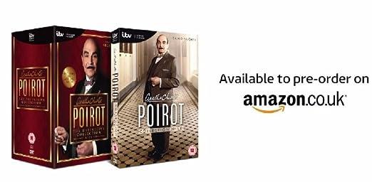 dab9f4879e9 Agatha Christies Poirot - Series 1-13: The Definitive Collection DVD: Amazon .co.uk: David Suchet, Joely Richardson, Anthony Bate, Peter Capaldi, ...