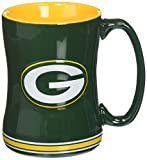 NFL Green Bay Packers Boxed Relief Sculpted Mug