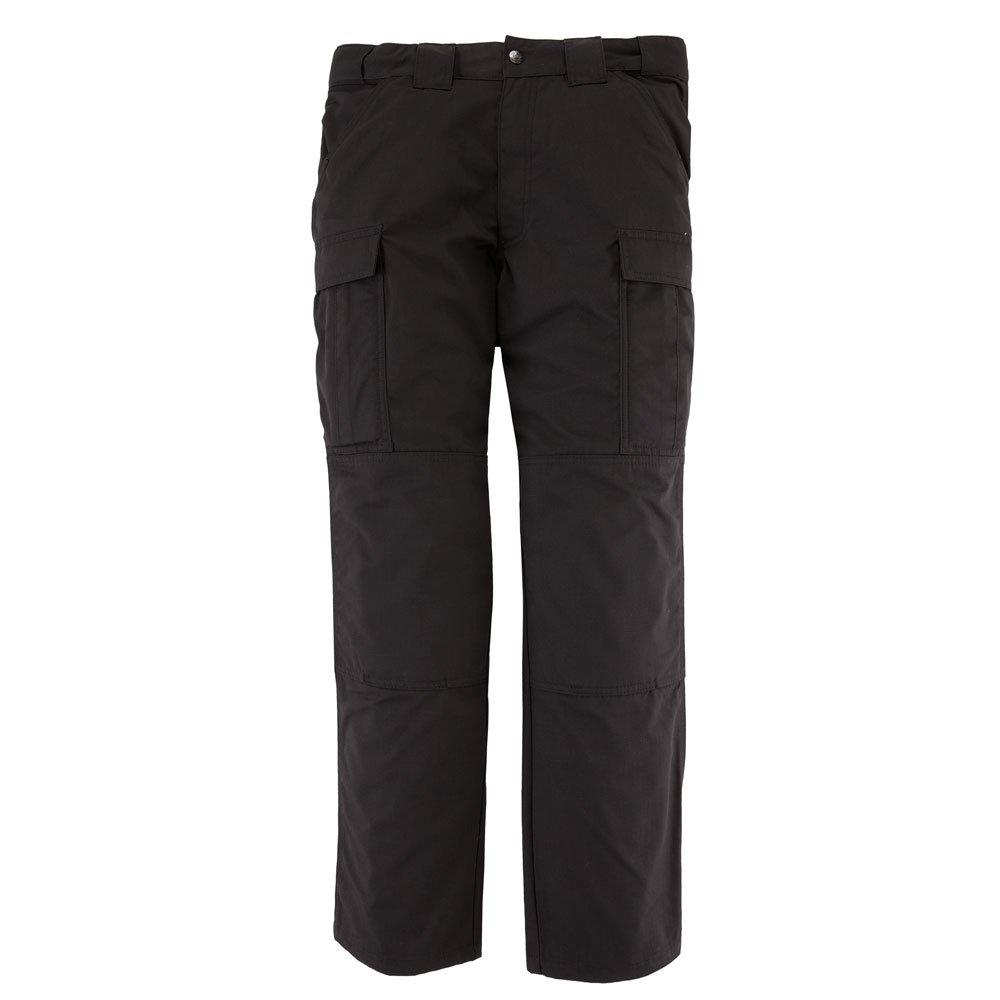 5.11 Tactical Men's Ripstop TDU Pants, Black, Large/Regular