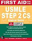 Image de First Aid for the USMLE Step 2 CS, Fifth Edition (First Aid USMLE)