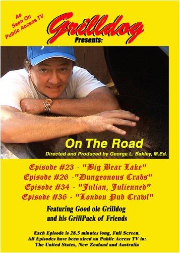 Grilldog Presents: The Road Trips