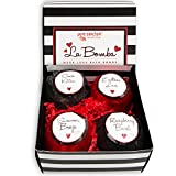 Best Bath Bombs - Bath Bombs Gift Set - Luxury Bath Fizzies Review
