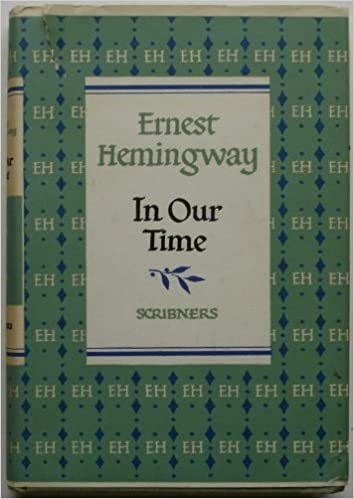 In Our Time, Ernest Hemimngway