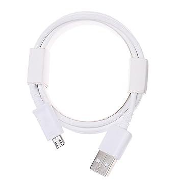 HimanJie cable cargador USB micro 1 M para Samsung Galaxy S4 S6 S7 Edge S3 / Nota 5 / Nota 4 / Grand Prime / J5, de carga y de carga de datos ...