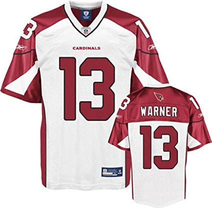 Amazon.com : Kurt Warner Jersey: Reebok