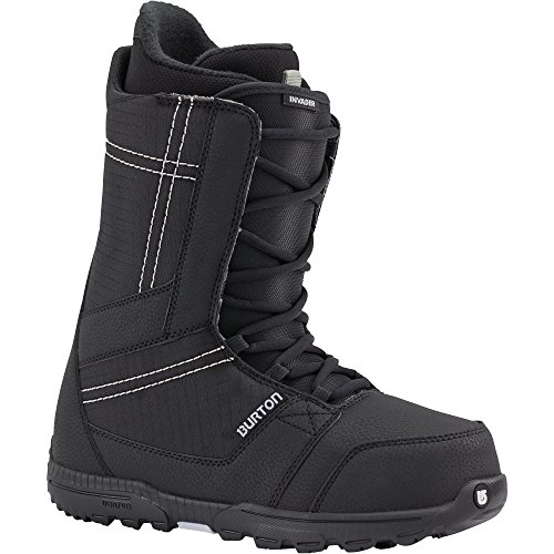 Burton - Mens Invader Snowboard Boots 2018, Black, 11.5 by Burton