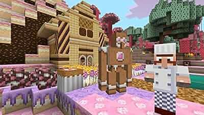 Amazon com: Minecraft: Candy Texture Pack - Nintendo Switch [Digital