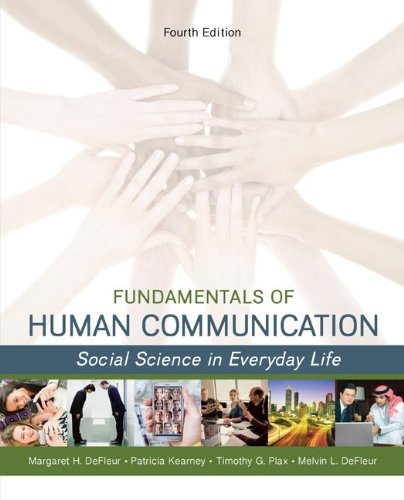 Communication Fundamentals - Fundamentals of Human Communication: Social Science in Everday Life